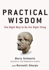Practical Wisdom by Barry Schwartz book cover